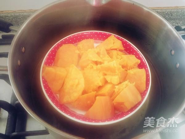 香炸红薯丸子的家常做法