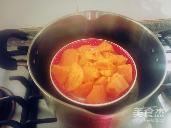 香炸红薯丸子的简单做法