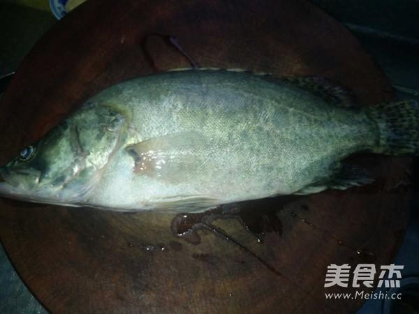 松鼠桂鱼的做法大全