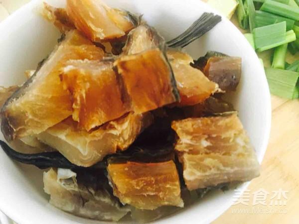 红烧腌制青鱼的做法大全