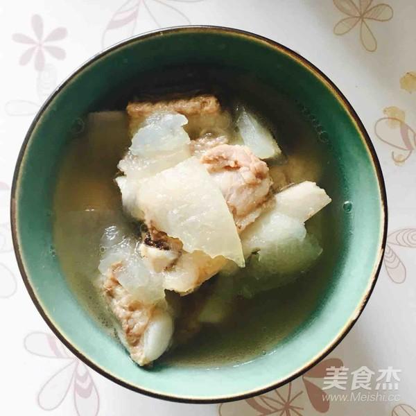 冬瓜排骨汤怎么炒