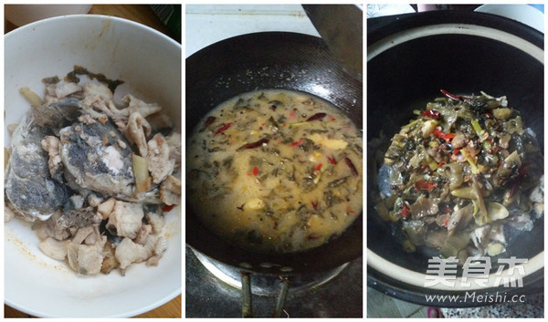 水煮酸菜鱼怎么做