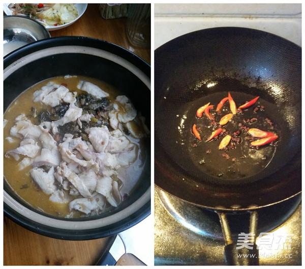水煮酸菜鱼怎么煮
