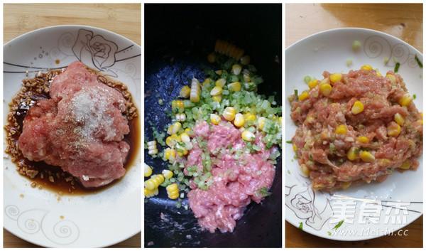 玉米珍珠肉圆的做法图解