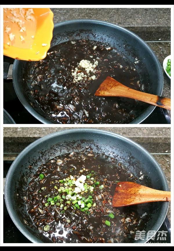 韩式炸酱面怎么做