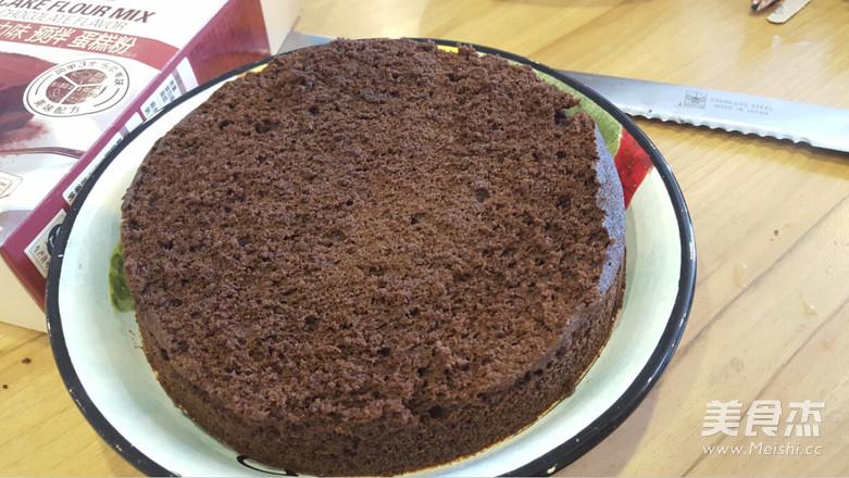 DIY生日蛋糕做法怎么做