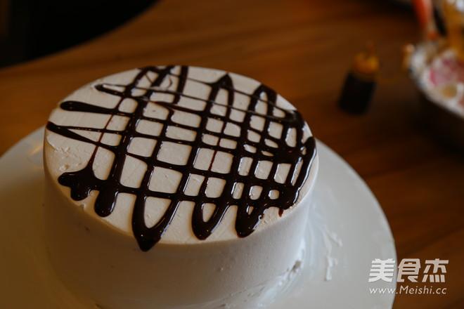 DIY生日蛋糕做法怎样煸