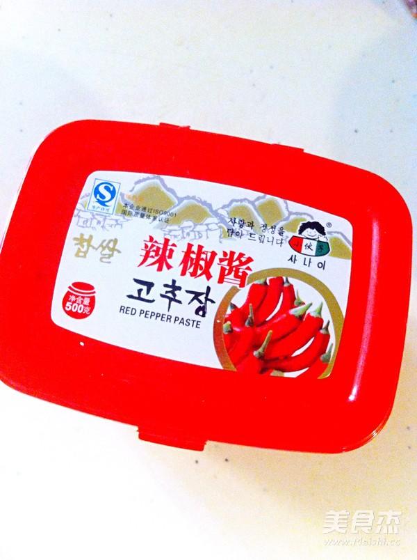 韩式万能拉丝辣椒酱的做法大全