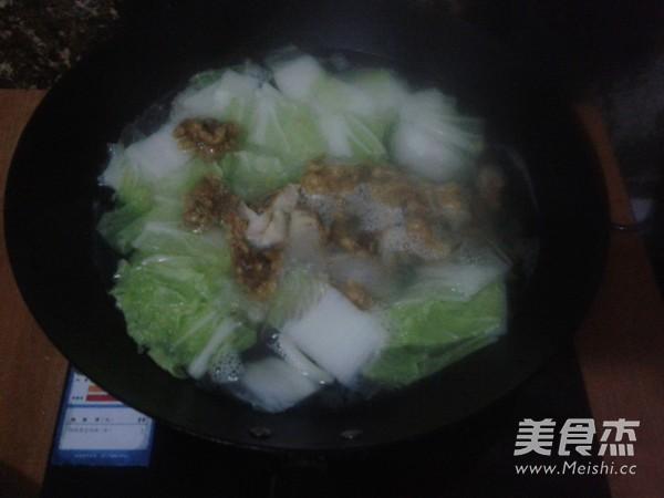 酥肉汤怎么吃