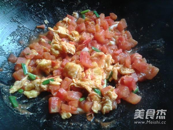 西红柿炒鸡蛋怎么炒