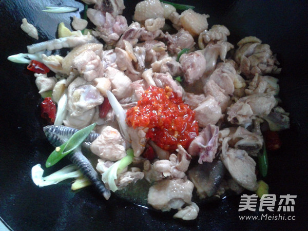 青椒鸡肉怎么炒