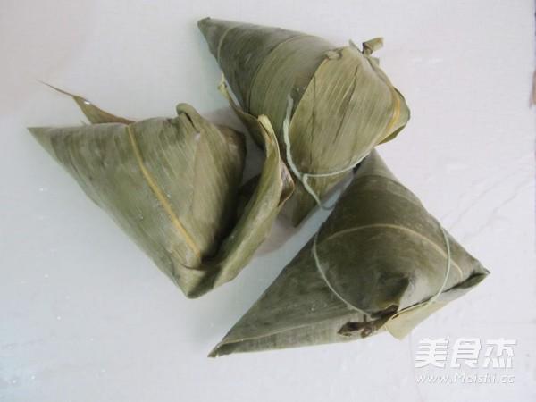 香煎粽子的做法大全