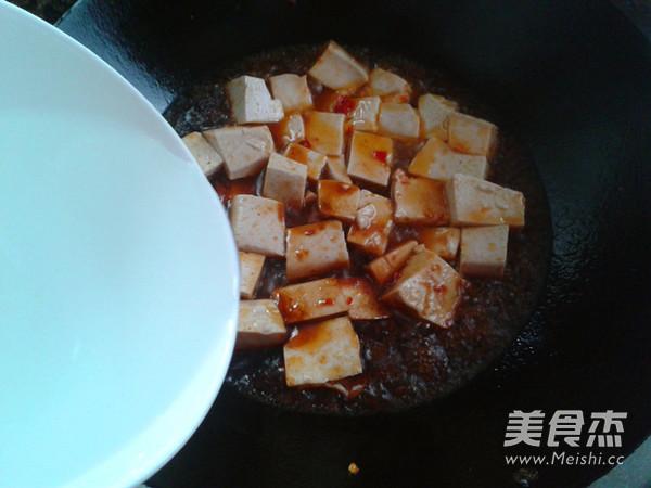 烧豆腐怎么做