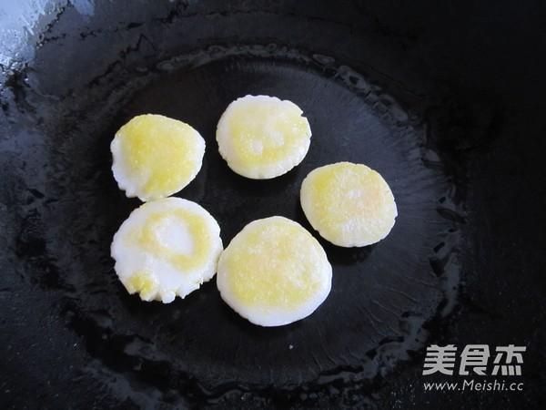 湖南糖油粑粑怎么炒