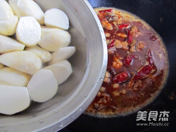 四川芋儿鸡怎么炒
