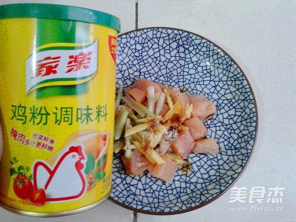 台湾盐酥鸡的简单做法