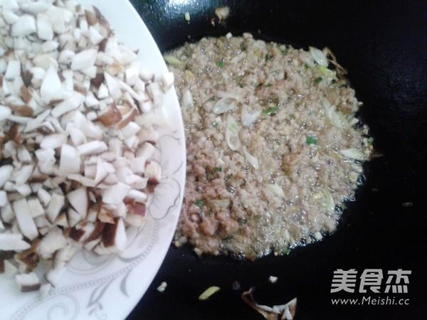 香菇肉酱拌面怎么吃