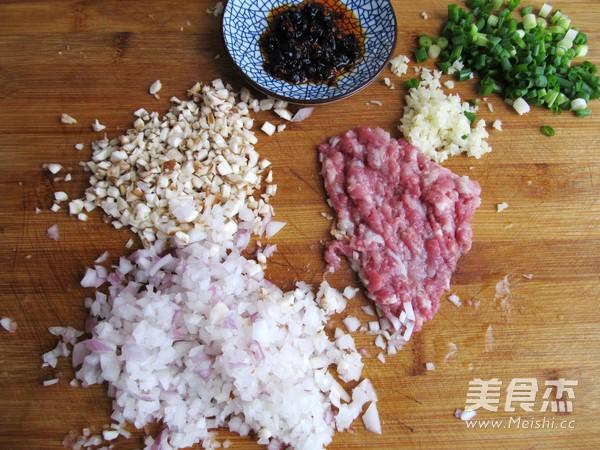 豆豉香菇肉酱拌面怎么煮