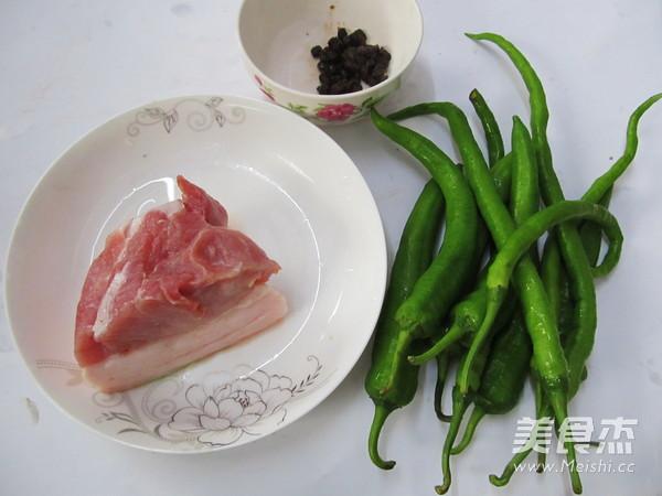 尖椒回锅肉的做法大全