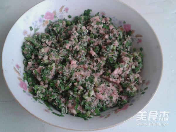 韭菜猪肉饺怎么炒