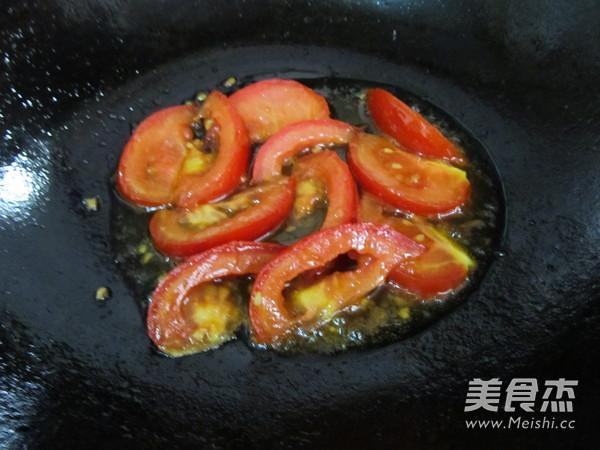 番茄蛋花面片汤的家常做法