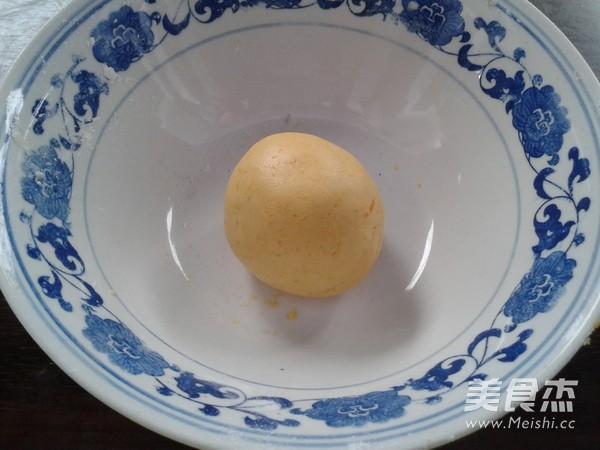 南瓜麻团的简单做法