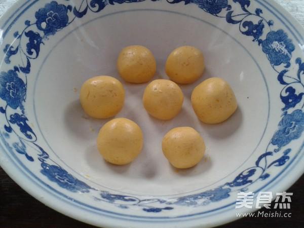 南瓜麻团怎么吃