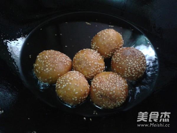 南瓜麻团怎么煮