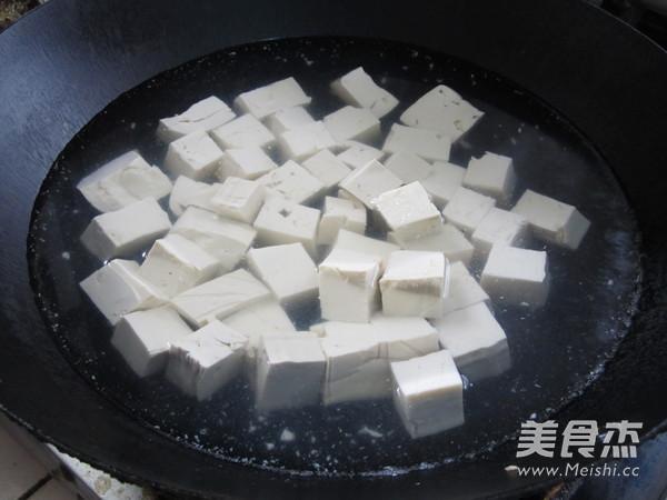 肉末烧豆腐的做法图解