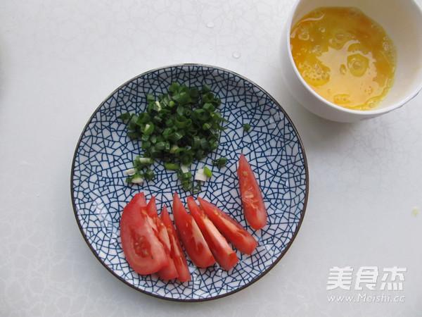番茄蛋花面片汤的做法图解