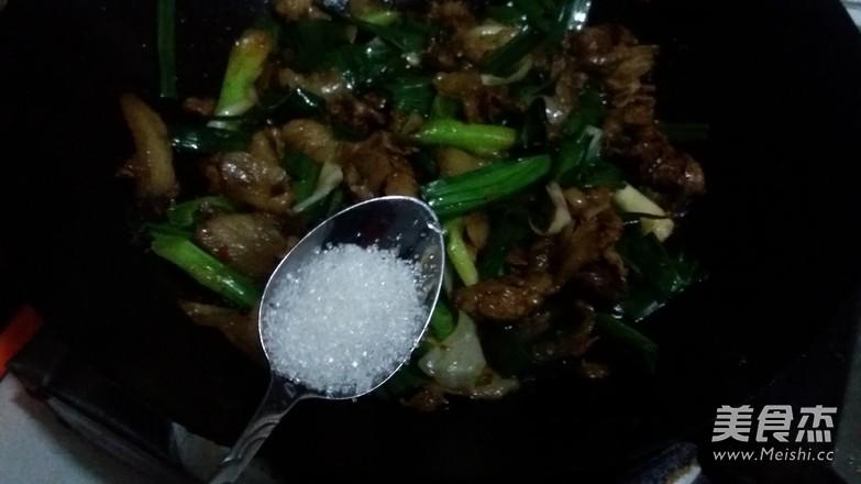 蒜苗回锅肉怎么炒