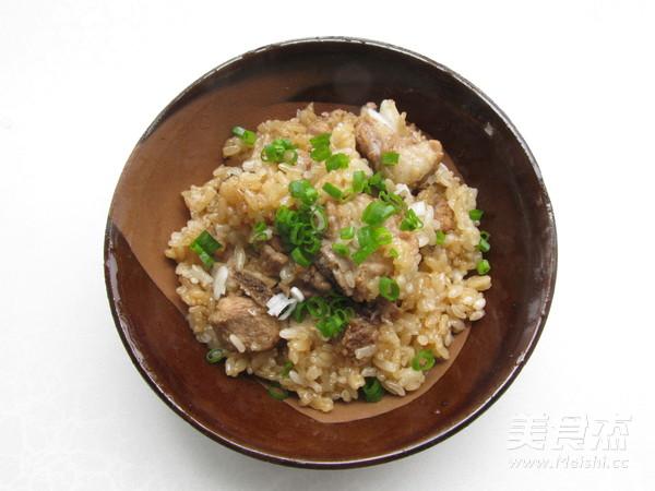 糯米排骨怎么煮