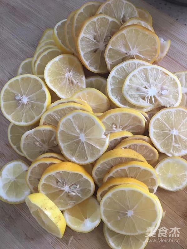 青桔冰糖柠檬水怎么煮
