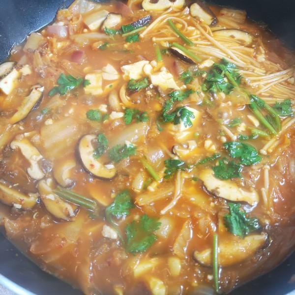 韩式泡菜豆腐汤怎样做