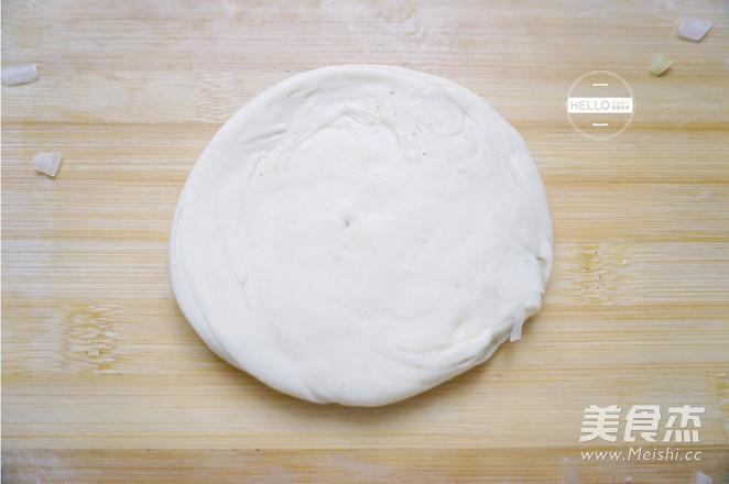 葱香味油酥饼怎么炒