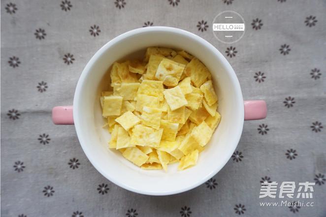 五彩菠萝饭的简单做法