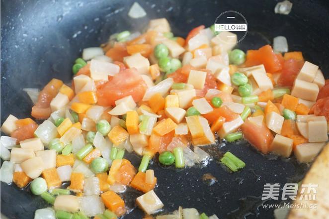 五彩菠萝饭怎么吃