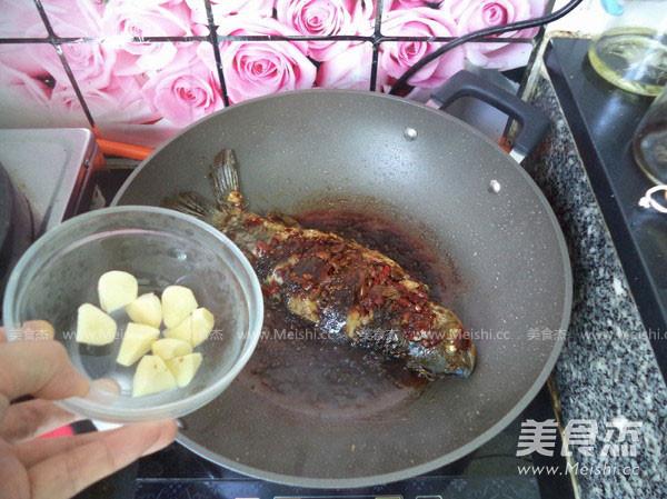 红烧鲫鱼怎样煮