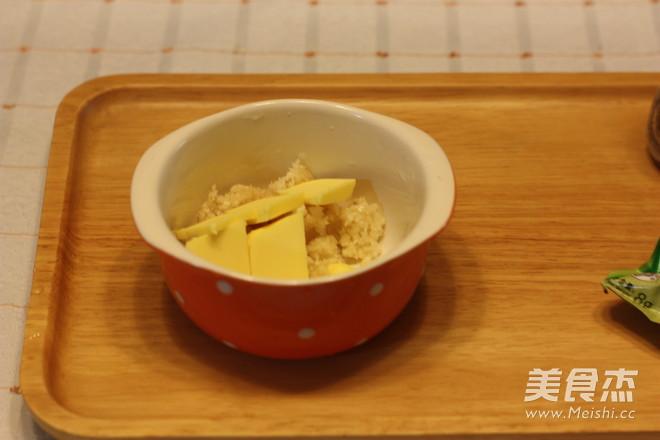 微波蒜香土司的做法图解