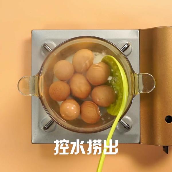 茶叶蛋的步骤