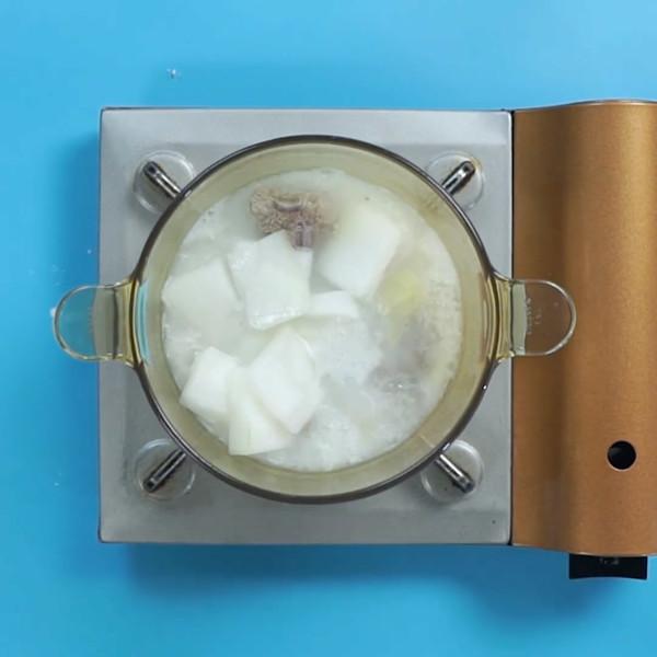 冬瓜排骨汤的简单做法