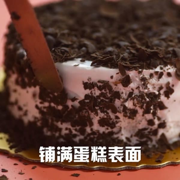 黑森林蛋糕怎样炖