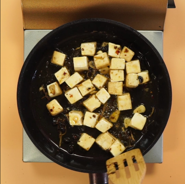 红烧豆腐的家常做法
