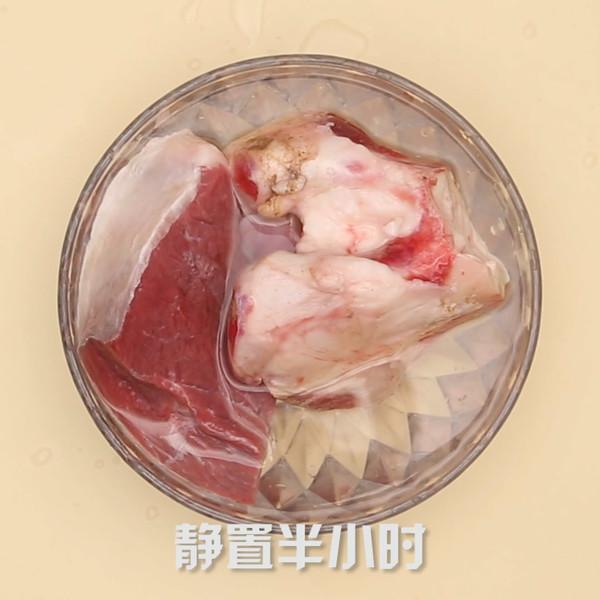 牛肉面的做法大全