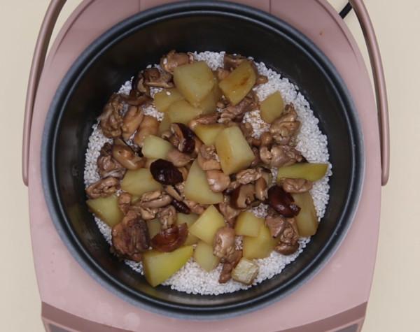 黄焖鸡米饭怎么做