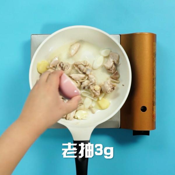 黄焖鸡的简单做法