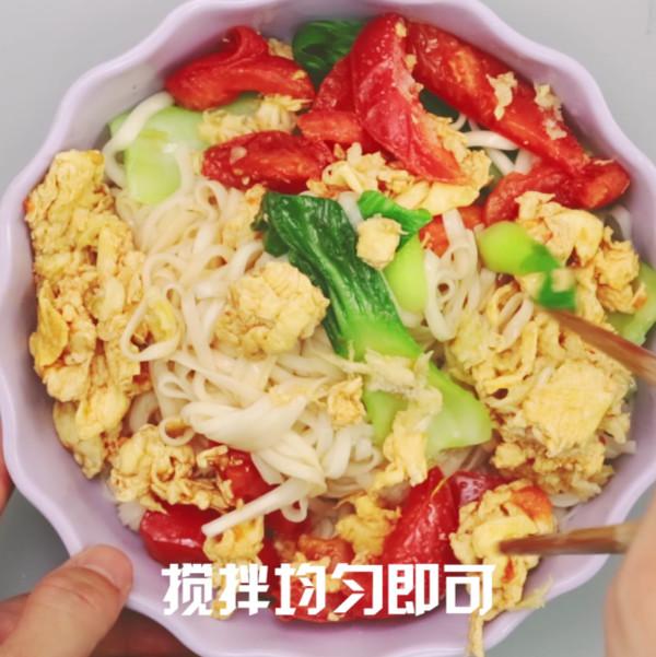 西红柿鸡蛋面怎么做
