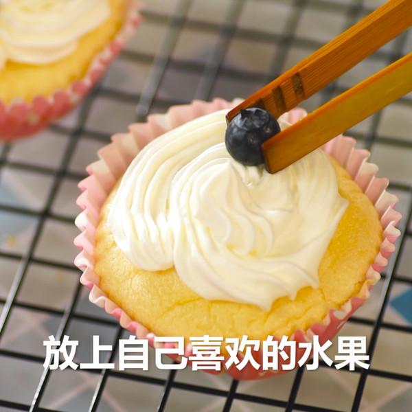 戚风蛋糕怎么吃