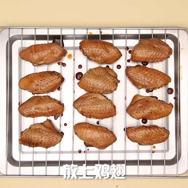 烤箱烤鸡翅的家常做法