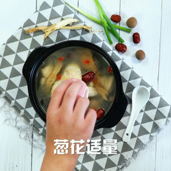 清炖鸡汤的简单做法